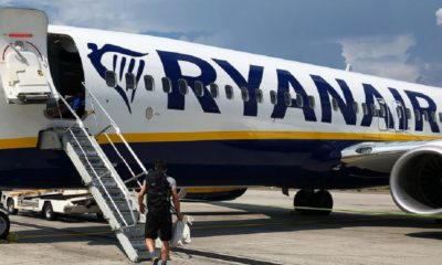 Ryanair incidente racista a bordo