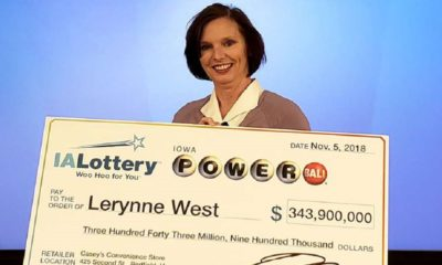 Leryanne West donate half a million