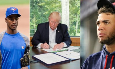 MLB Cuba Agreement on Donald Trump