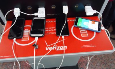 Charging Station de Verizon