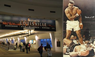 Muhamad Alí will be the name of Louisville Airport