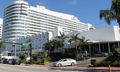 Fontaineblue Hotel en Miami Beach