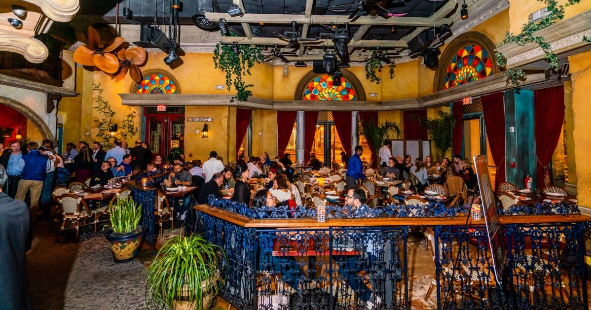 restaurante Cuba Libre en Washington