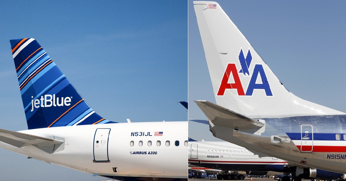 AA vs Jetblue