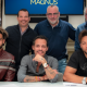 Marc Anthony firma a los hermanos Gurriel