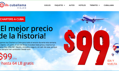 El precio más bajo en vuelos a Cuba
