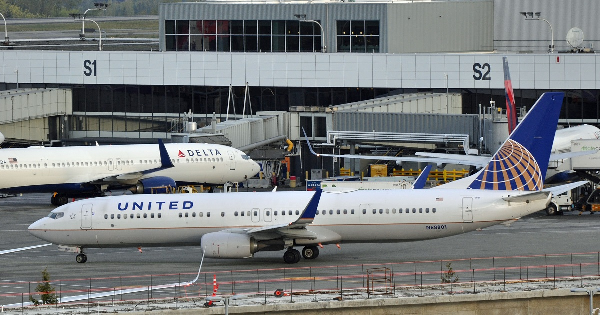 United Airlines y Delta