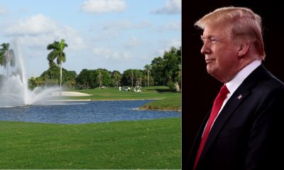 Donald Trump dice no hay chinches en el Doral Golf Resort