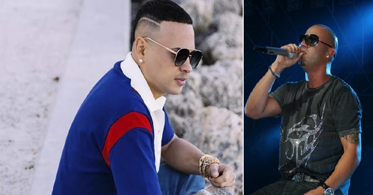 Jacob Forever y Wisin. Robos