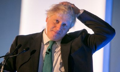 Boris Johnson COVID-19