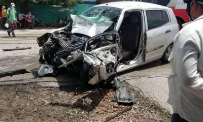 accidente auto holguín