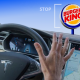 tesla burger king