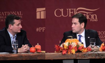 Marco Rubio y Ted Cruz sancionados por China