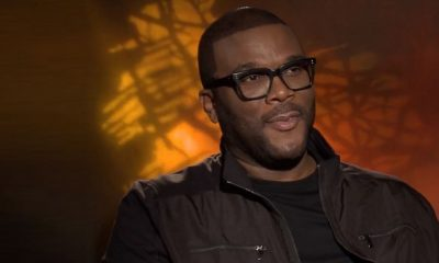Actor Tyler Perry