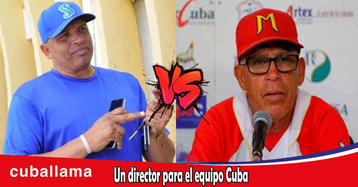 Eriel Sánchez y Armando Ferrer