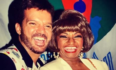 Willy Chirino y Celia Cruz