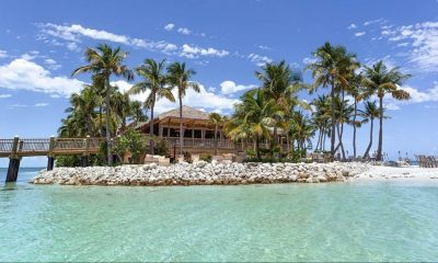 Little Palm Island Resort & Spa elegido por Condé Nast