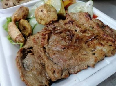 Combo de comida Restaurantes 5
